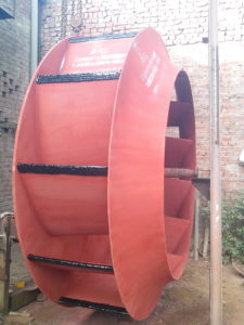 Fabricated Impellers